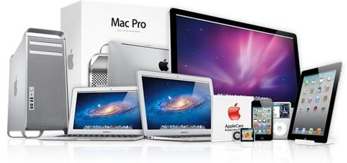 Продажа и сервис продукции Apple
