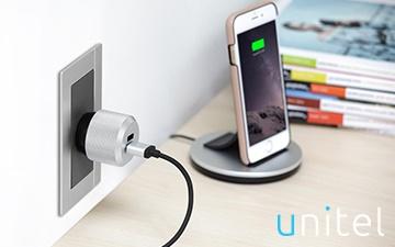Беспроводные зарядки для iphone